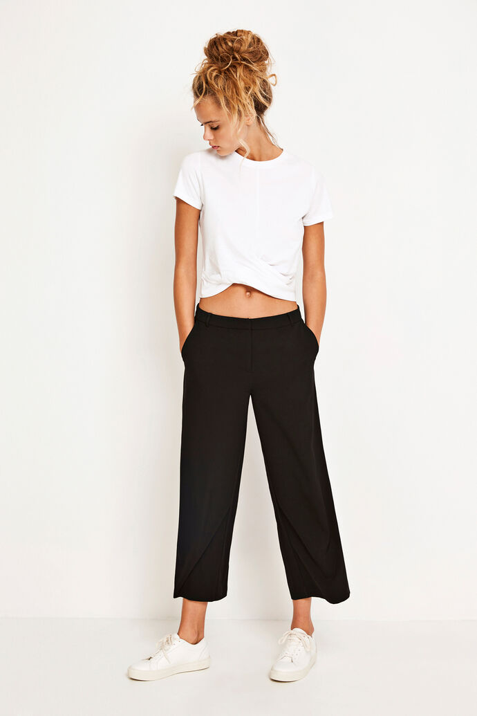 ENNITRO PANTS 6417, BLACK