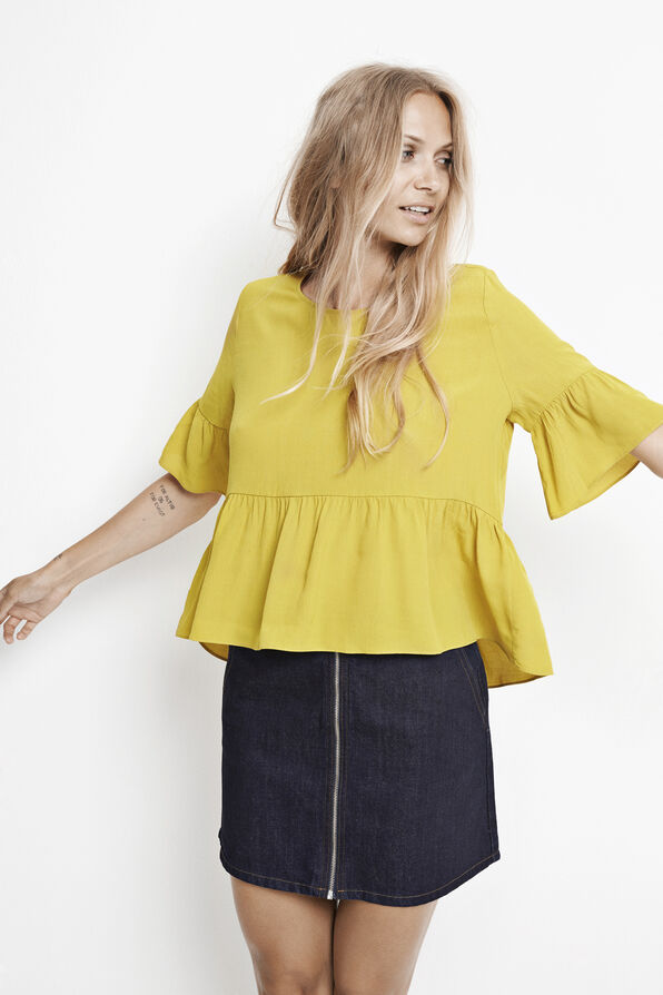 SAIL SS TOP 6257, GOLDEN OLIVE