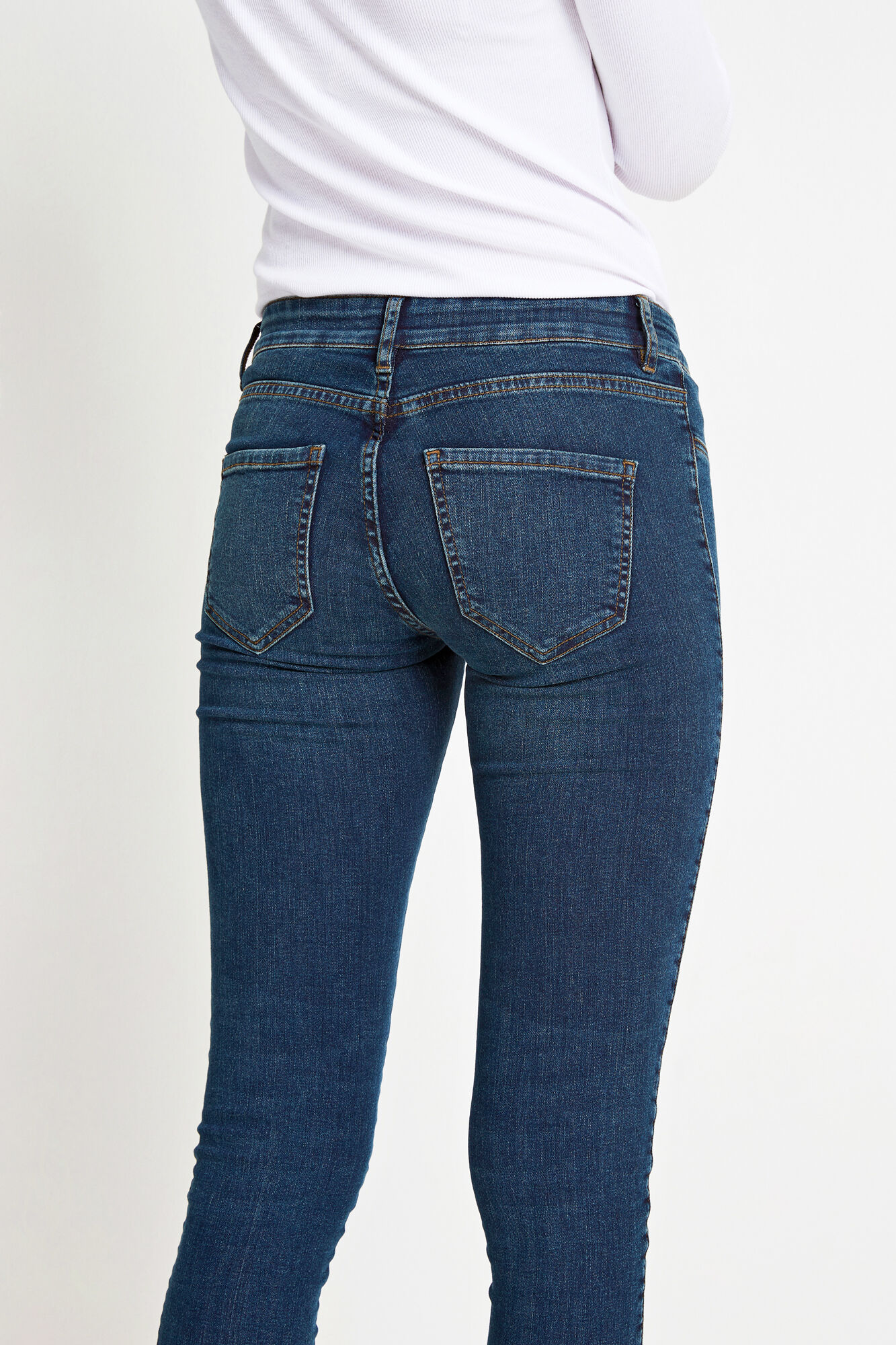 ENBLAIR JEANS WORN BLUE 6403, WORN BLUE