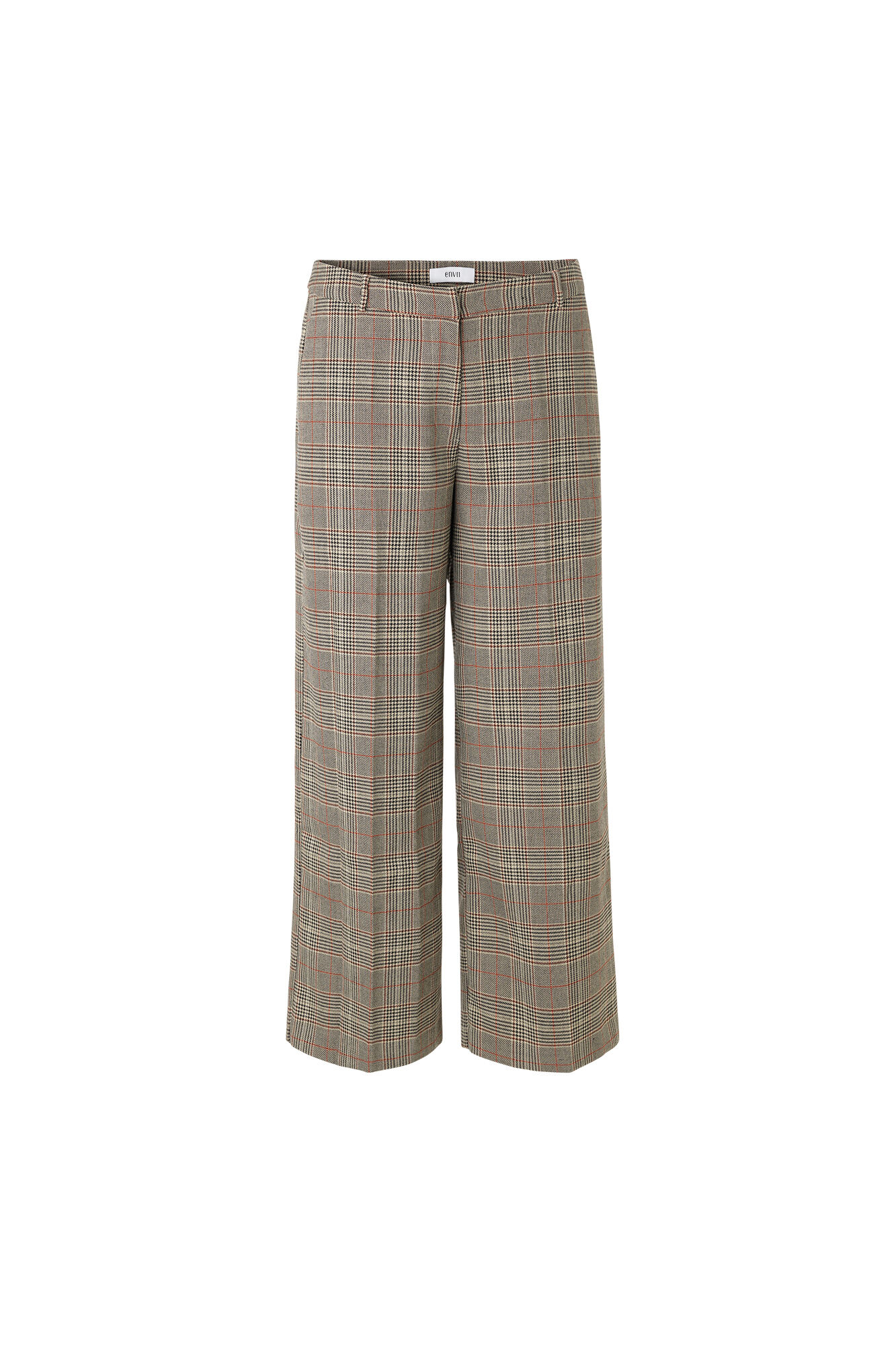 ENAMBER PANTS 6472, TWEED CHECK