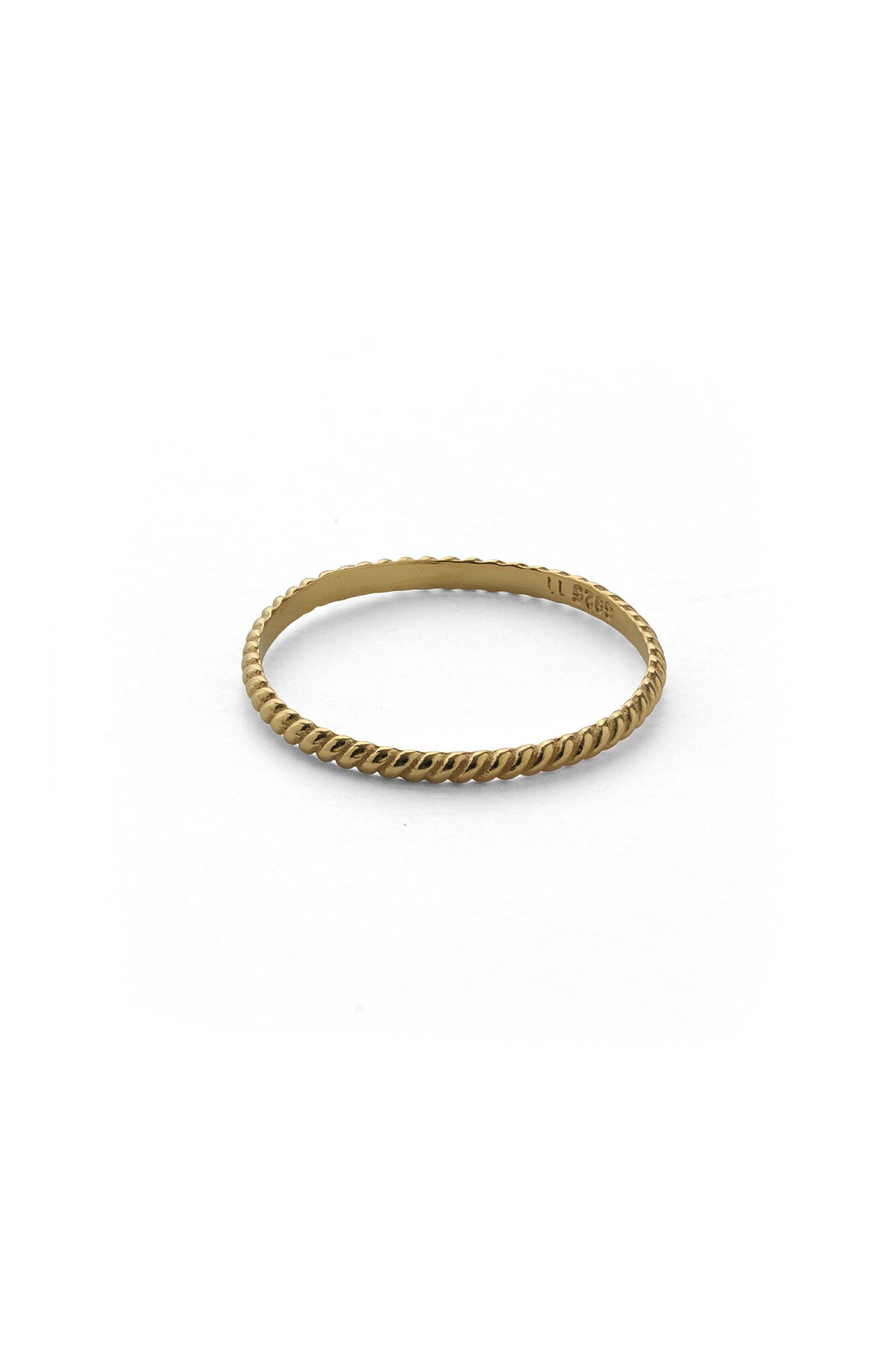 WILLE RING, GOLD