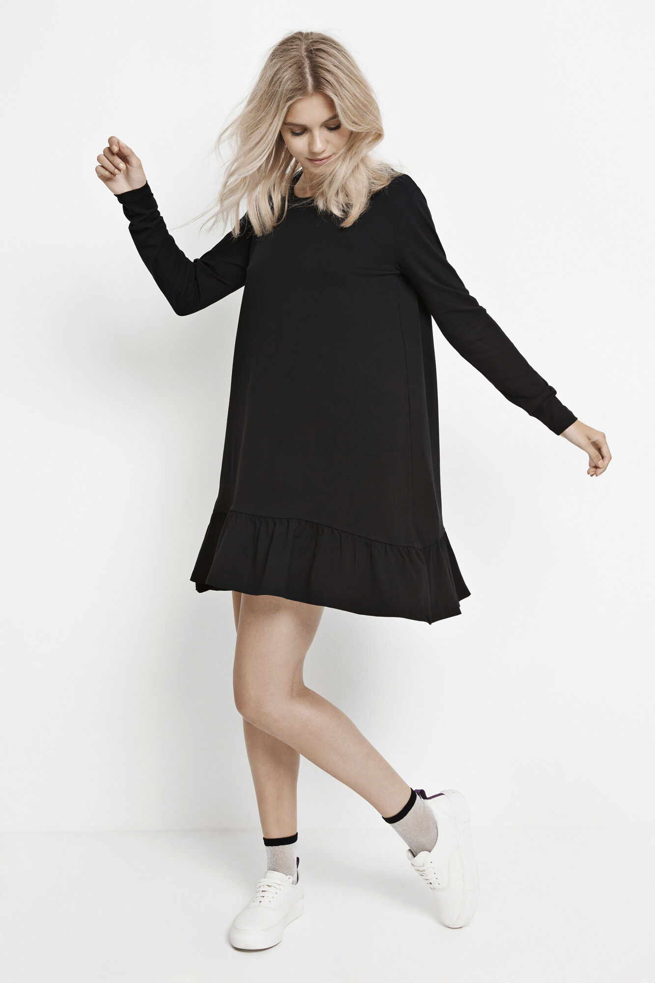 ENUMA LS DRESS 5890, BLACK
