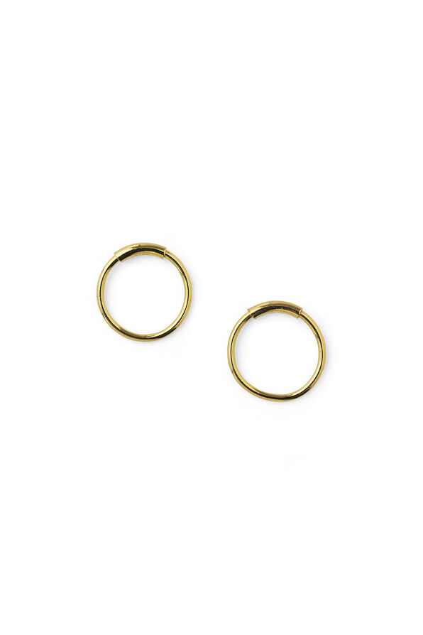WINDSOR SMALL EARRING, GOLD