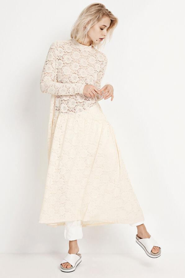 ENFOX LS DRESS 5914, SAND DOLLAR