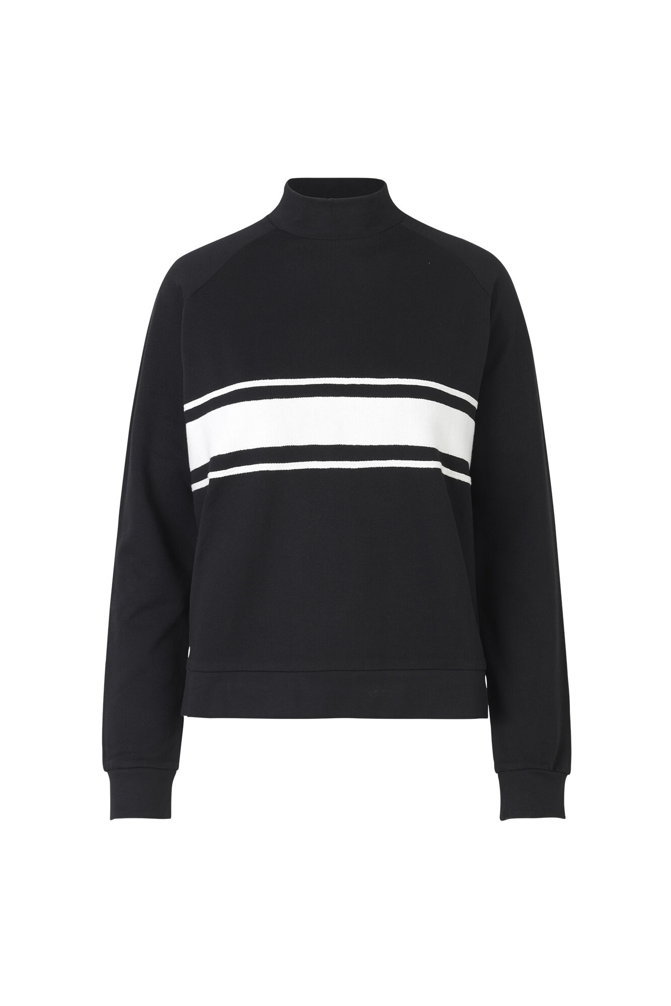 ENMILE LS SWEAT 5913, BLACK