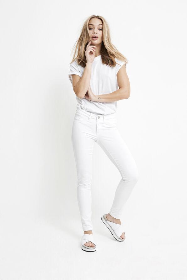 BLAIR JEANS WHITE 6363, WHITE