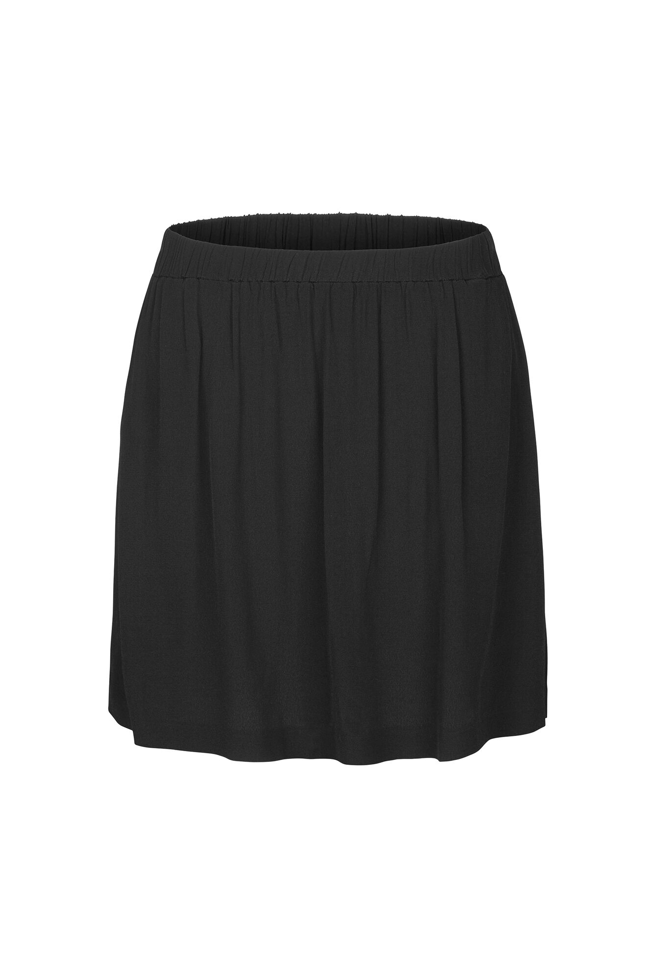 ENJUSTICE SKIRT 6257, BLACK