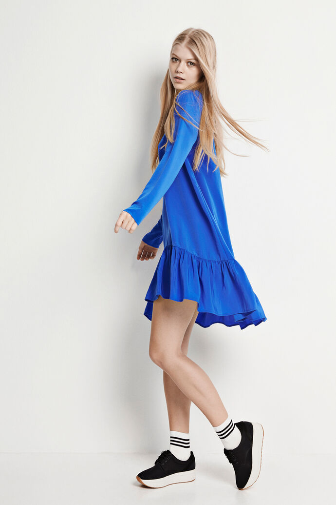 TONJA DRESS 6440, BLUE DOVE