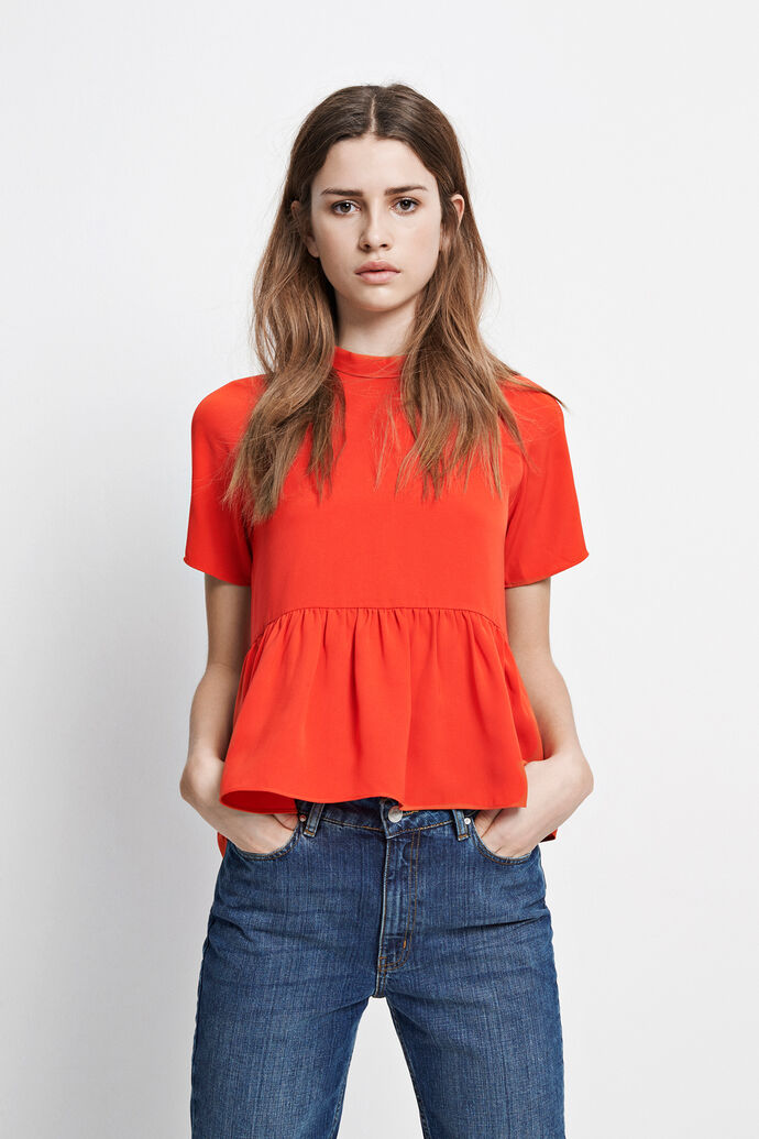 ENOIL SS TOP 6392, HOLIDAY RED
