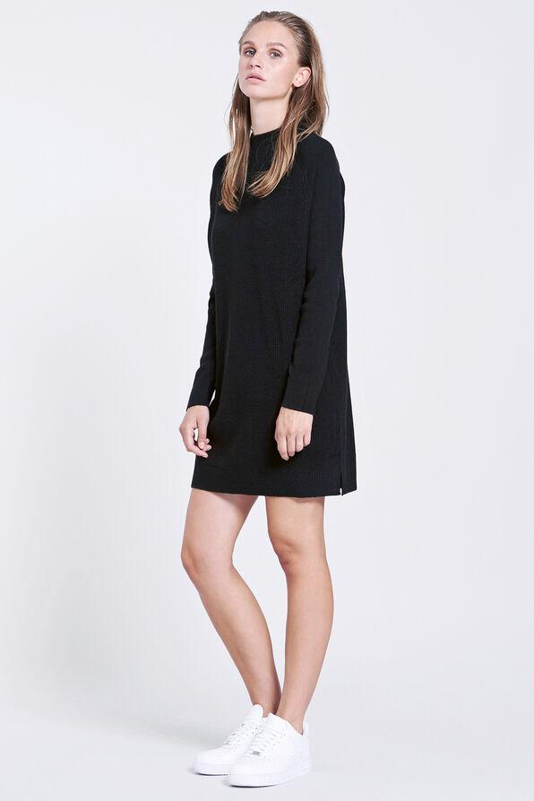 ENNICOLINE DRESS 5531, BLACK
