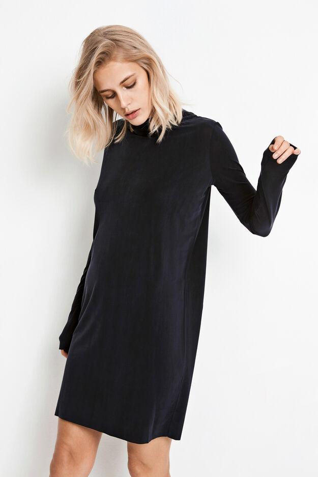 ENMY DRESS 5807, BLACK