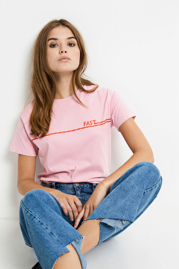 ENMOTO SS TEE FAST 5901, CAMEO PINK