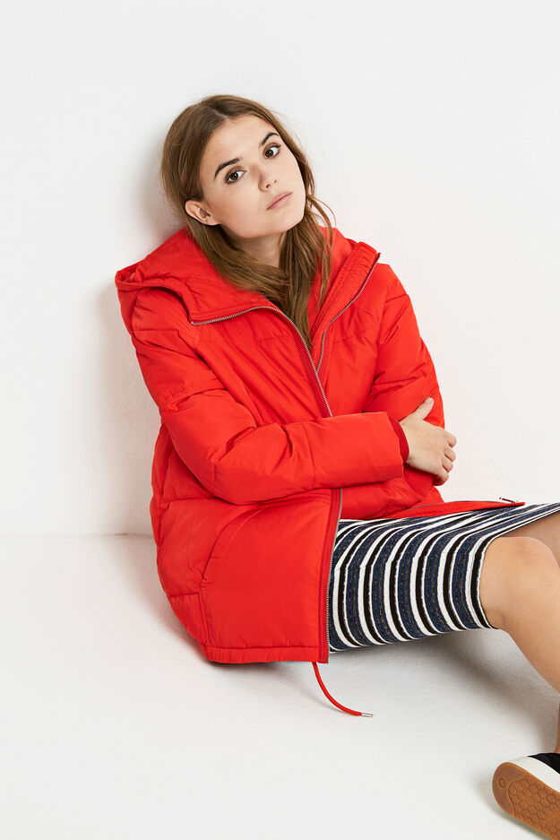 ENOCTOPUS JACKET 6300, HIGH RISK RED