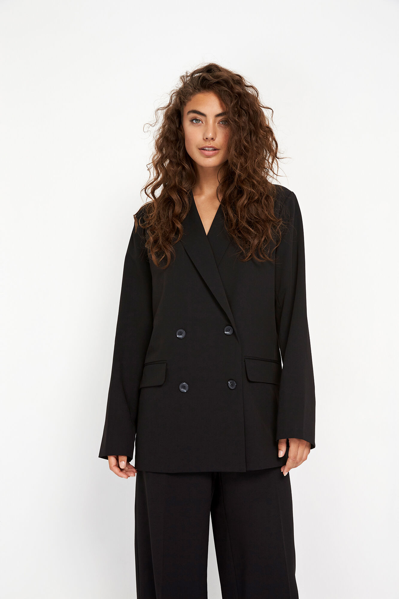 ENSQUARE BLAZER 6745, BLACK