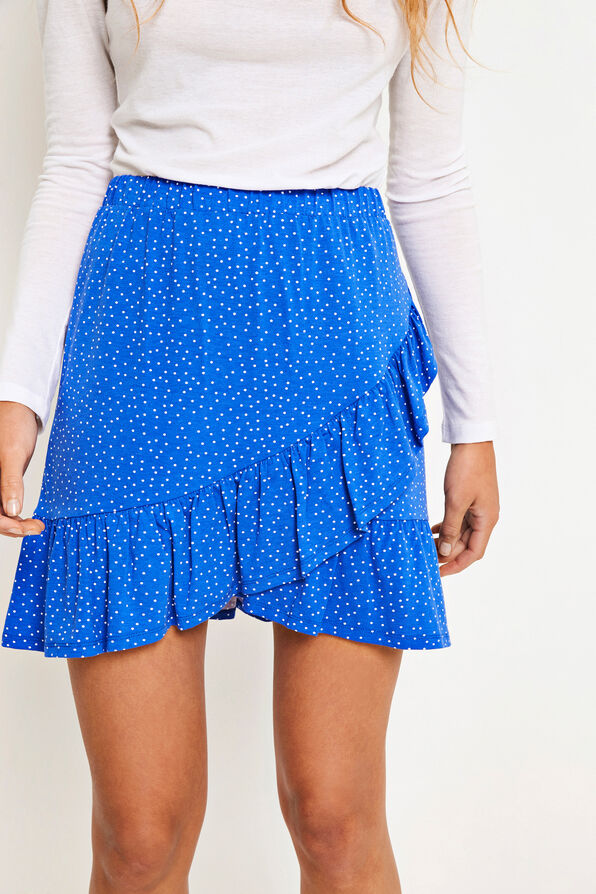 ENLIZARD SKIRT AOP 5890, SAINT DOT AOP