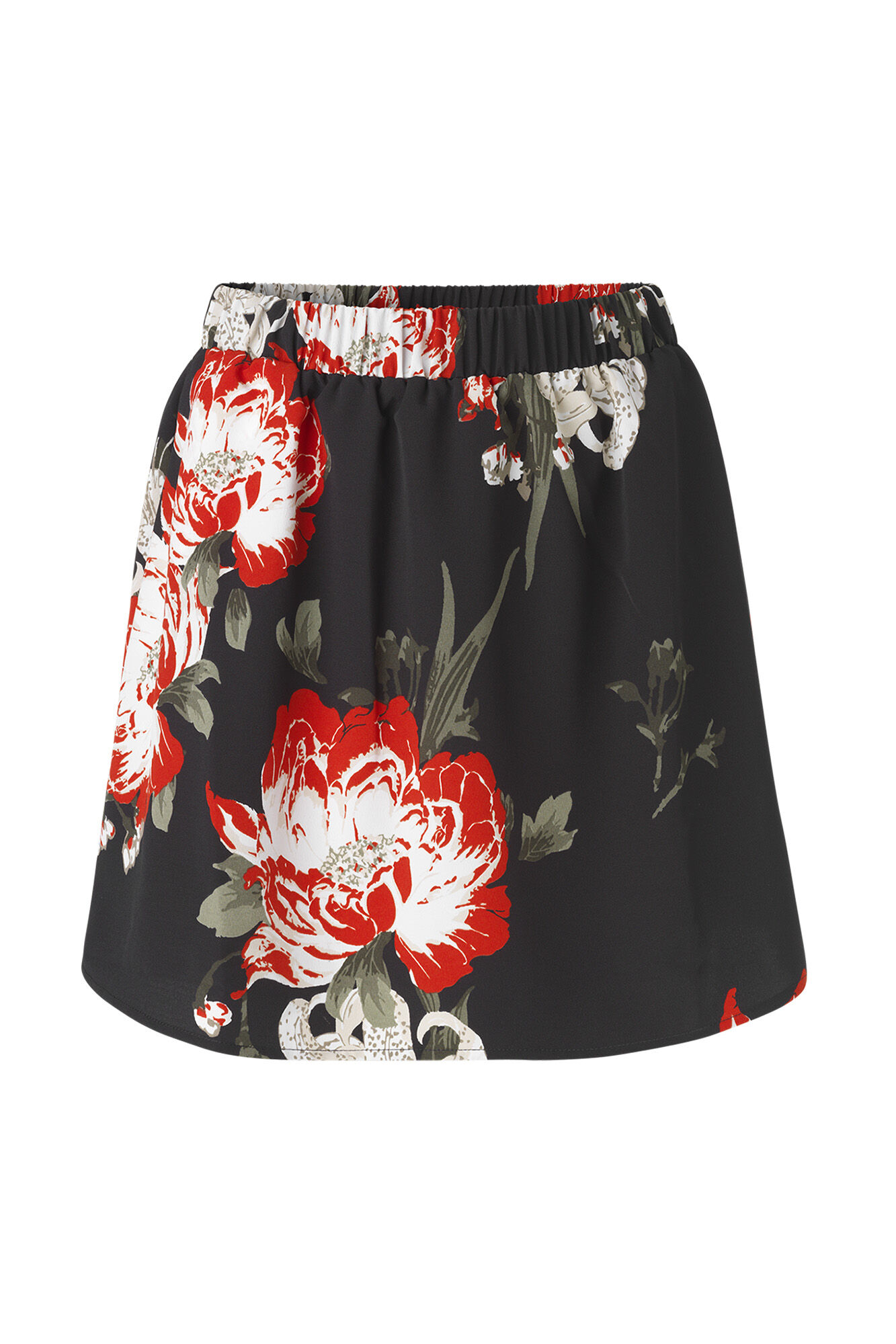 ENJUSTICE SKIRT AOP 6460, PUA DARK AOP