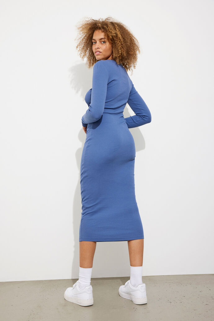 ENALLY LS DRESS 5314 image number 3
