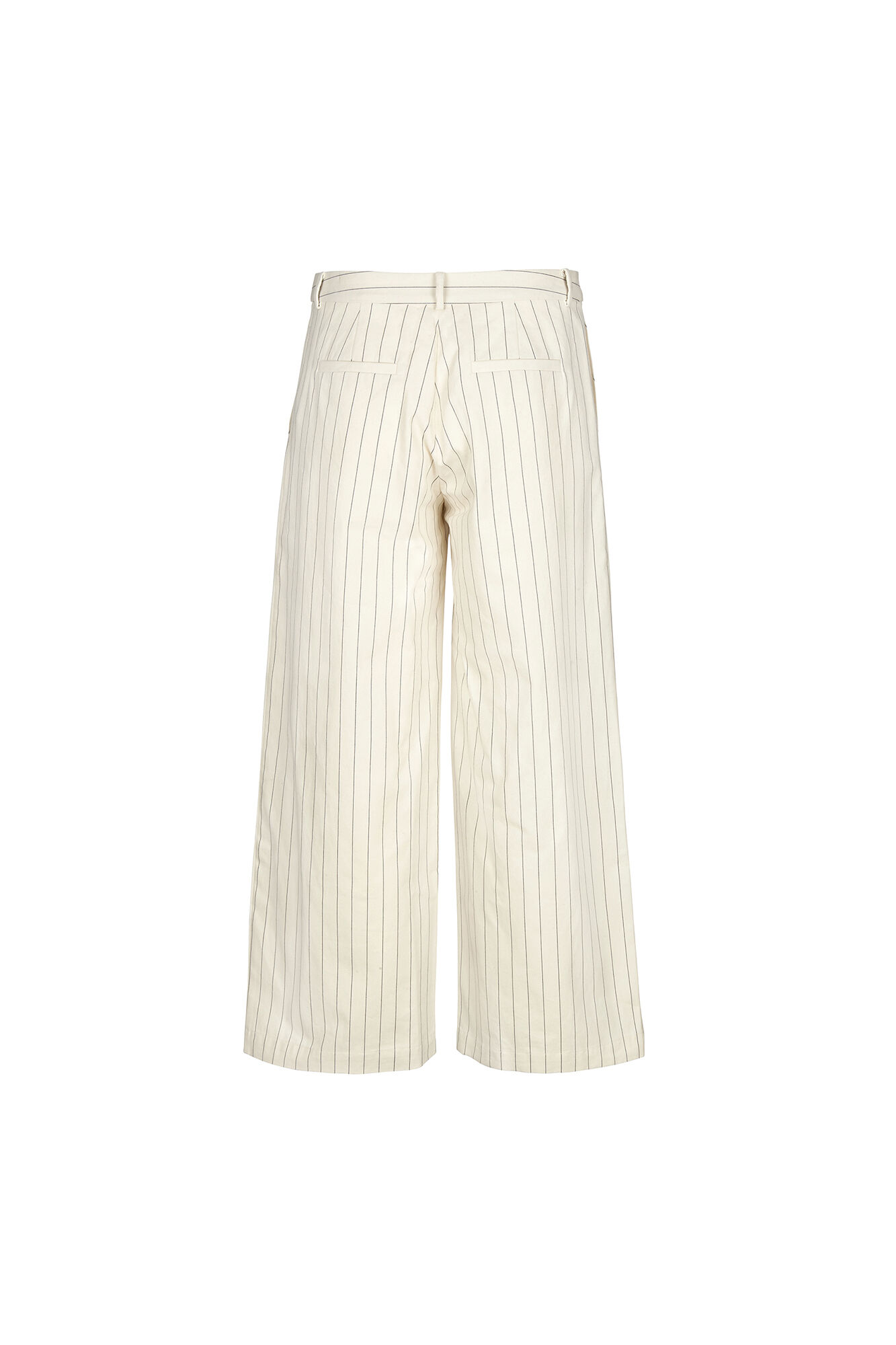 NITRO PANTS 6428, CREAM PINSTRIPE