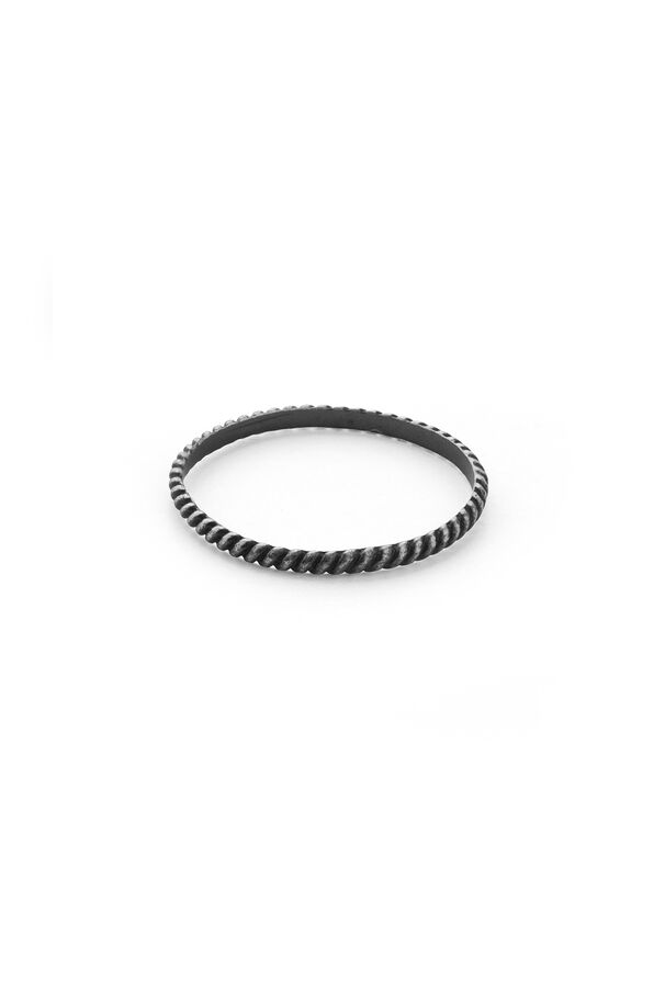 WILLE RING, OXIDIZED