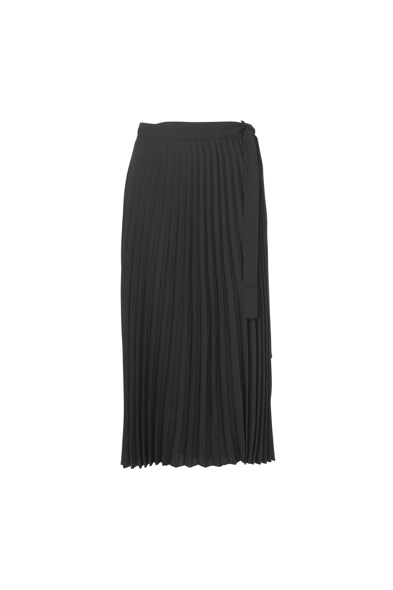 ENFULLERTON SKIRT 6611, BLACK