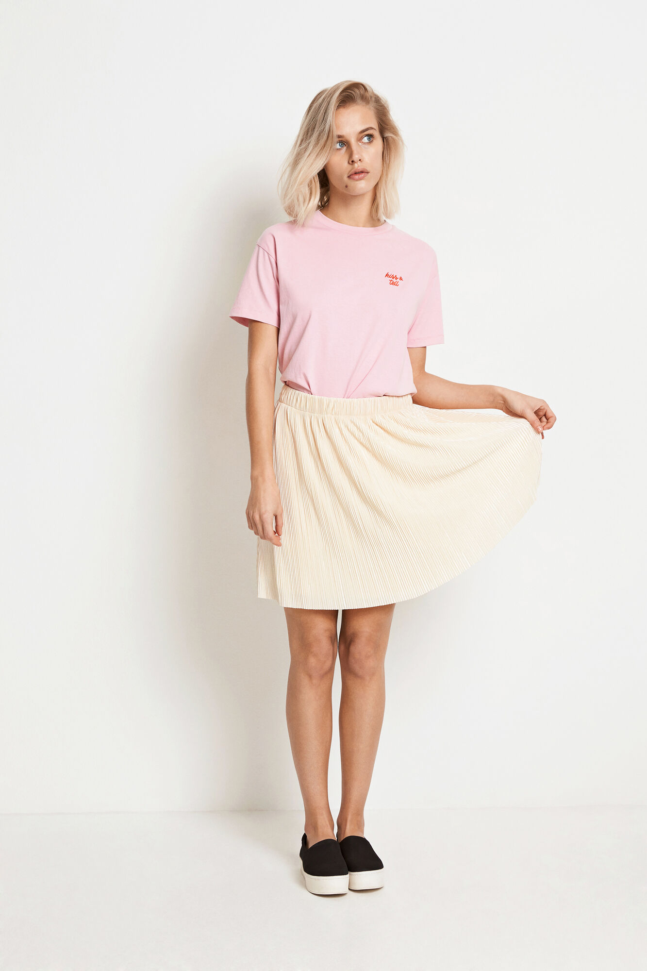 ENGUN SKIRT 5922, SAND DOLLAR