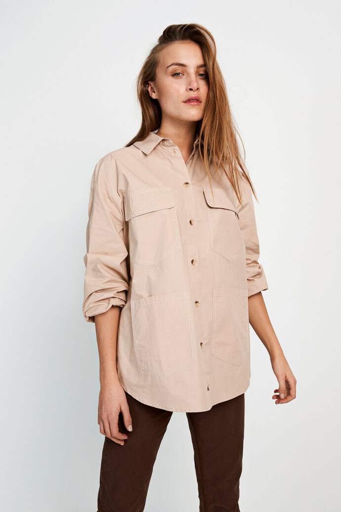 ENTOPAZ LS SHIRT 6691, DOESKIN