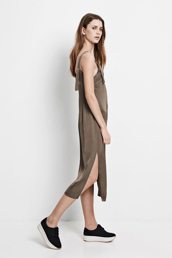 FORMULA SL DRESS 6441, DUSTY OLIVE