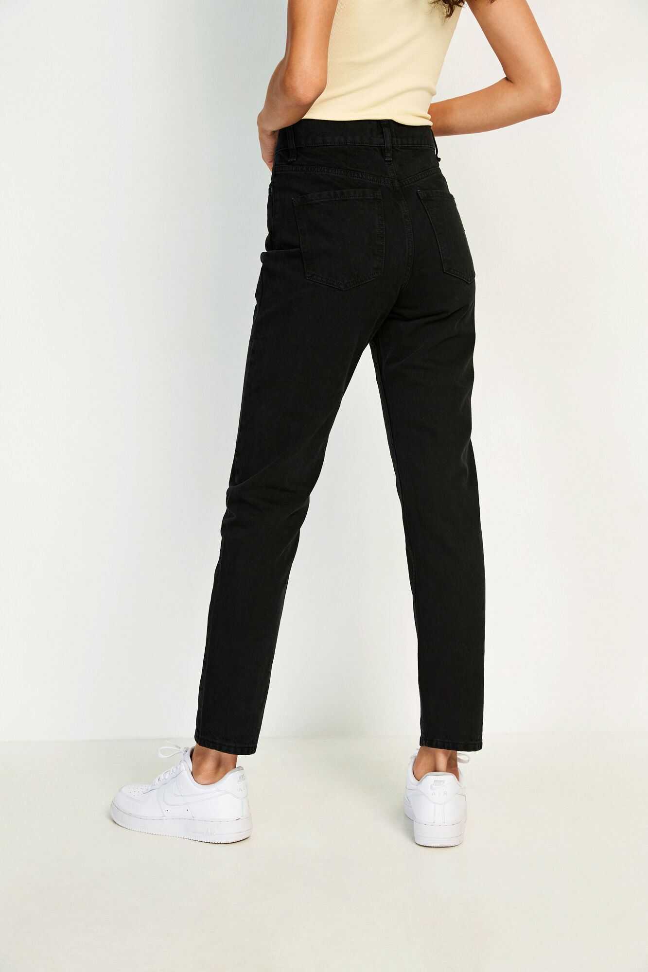 ENBRANDY JEANS BLACK 6681