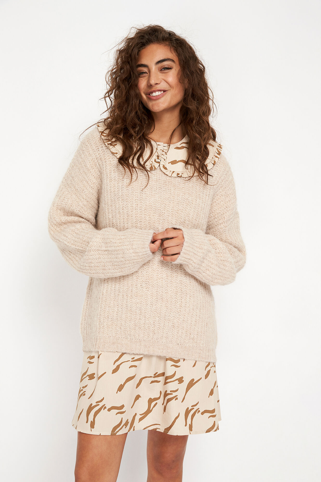 ENHEATHROW LS KNIT 5228
