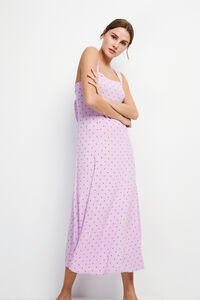 ENFAIRFAX SL DRESS AOP 6651