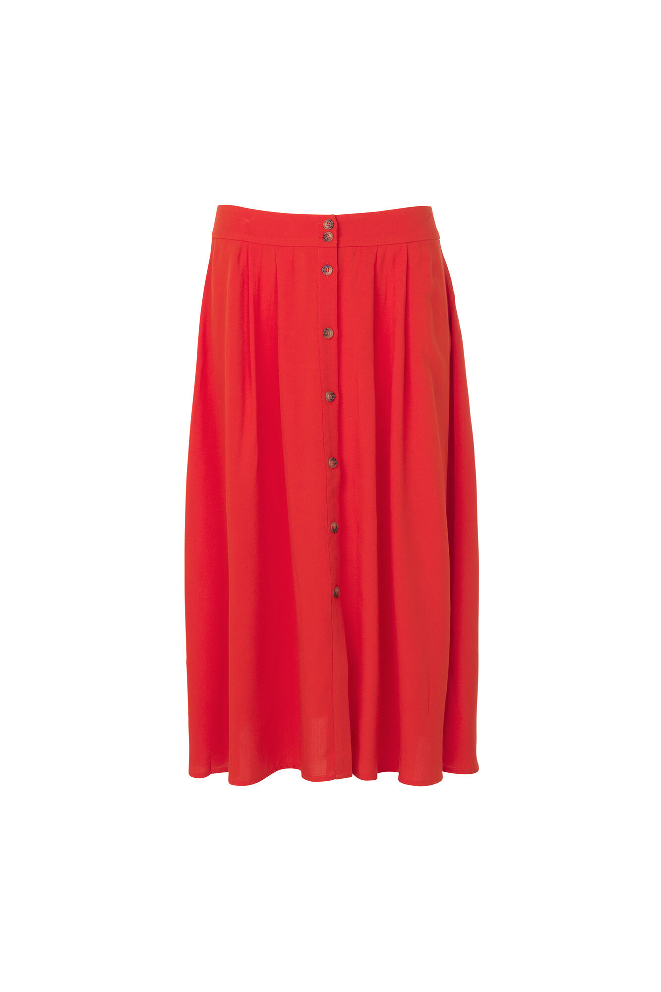 ENMORENO SKIRT 6275, FIERY RED