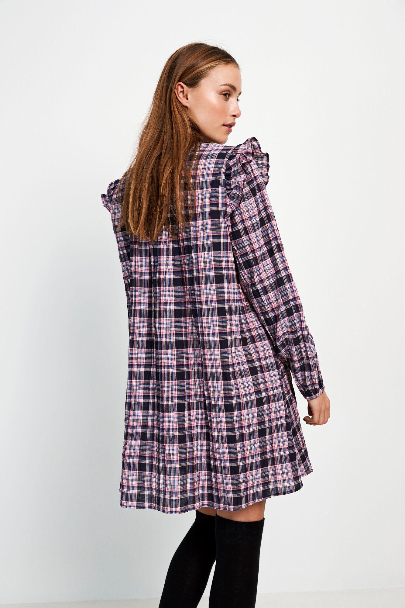 ENDONNA LS DRESS 6713