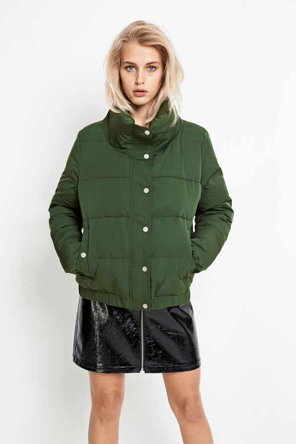 ENTABLE SHORT JACKET 6474, KOMBU GREEN