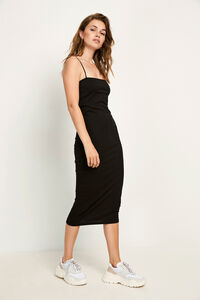 ENNAHLA SL LONG DRESS 5973, BLACK