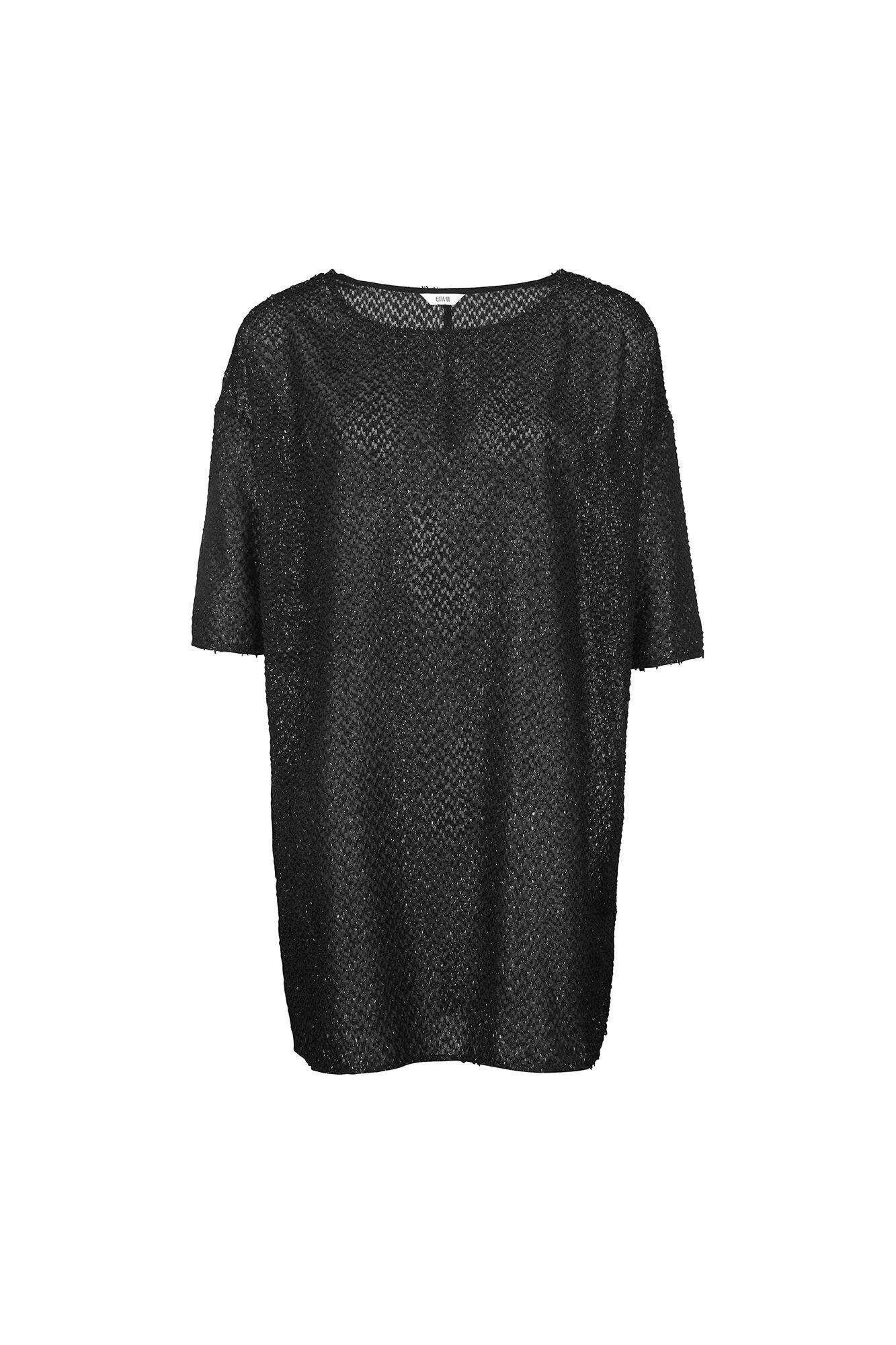 COURT SS DRESS 6413, BLACK