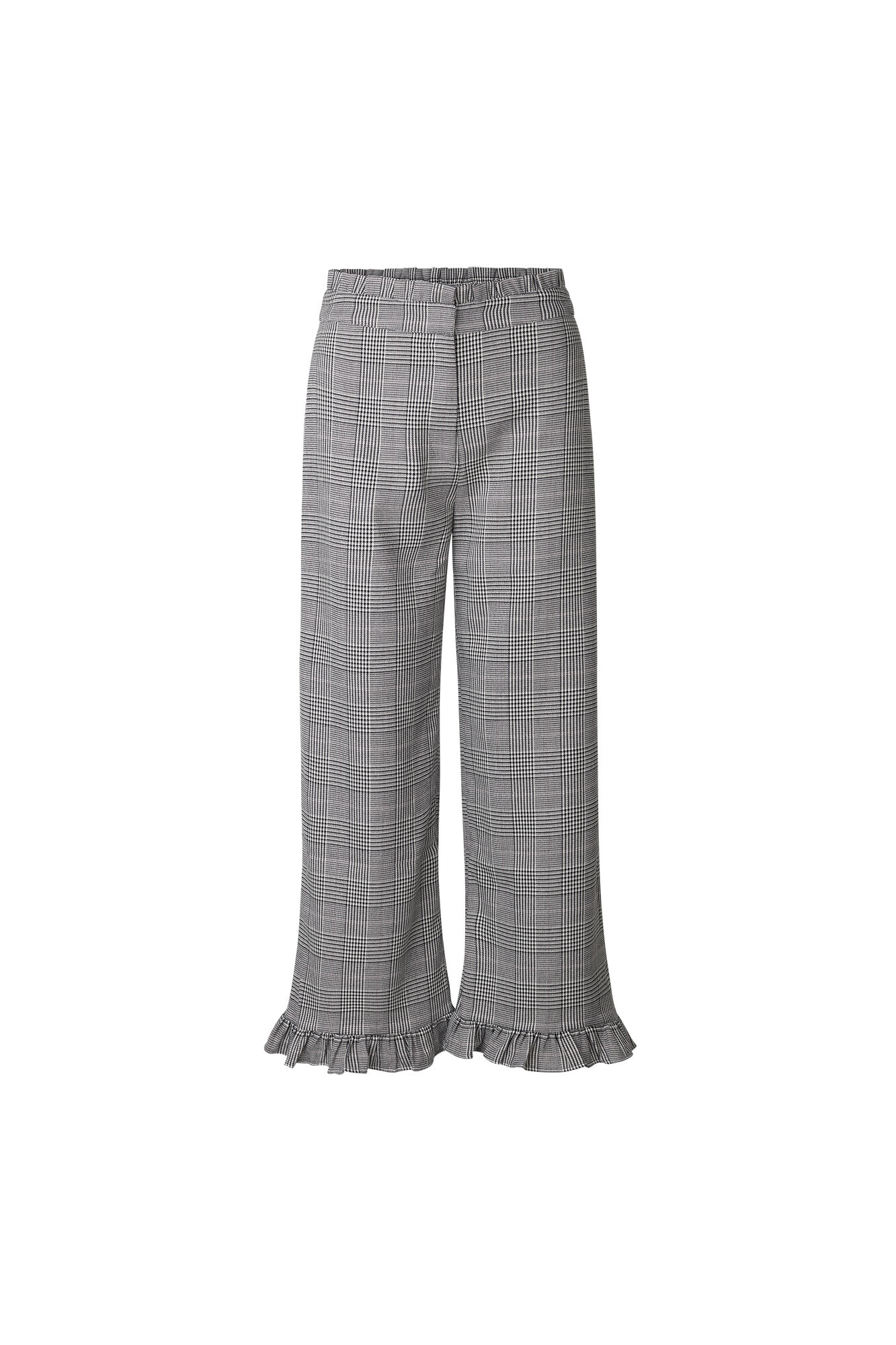 ENTAFFY PANTS 6506, SATORIAL CHECK