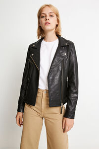 ENTHILDE LEATHER JACKET 6342