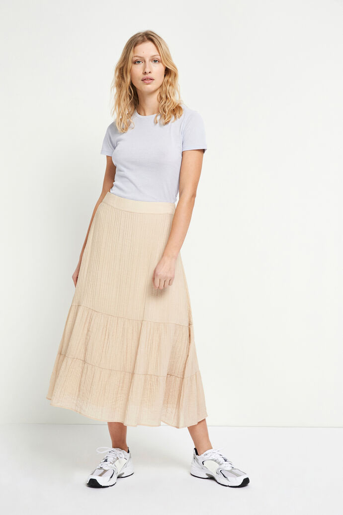 ENREAL SKIRT 6717, DOESKIN