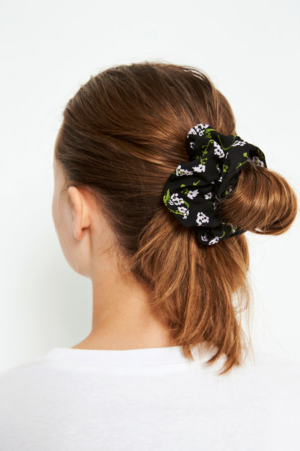 ENWELLY SCRUNCHIE AOP 6465, LILAC BLOOM AOP