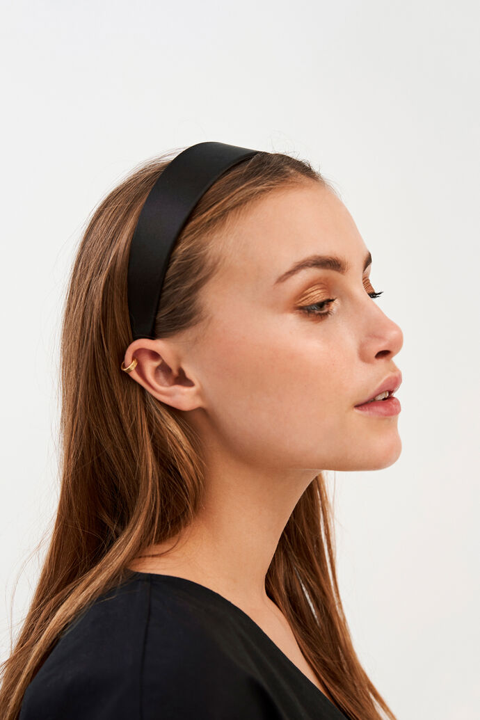 ENEA HAIRBAND 5639, BLACK