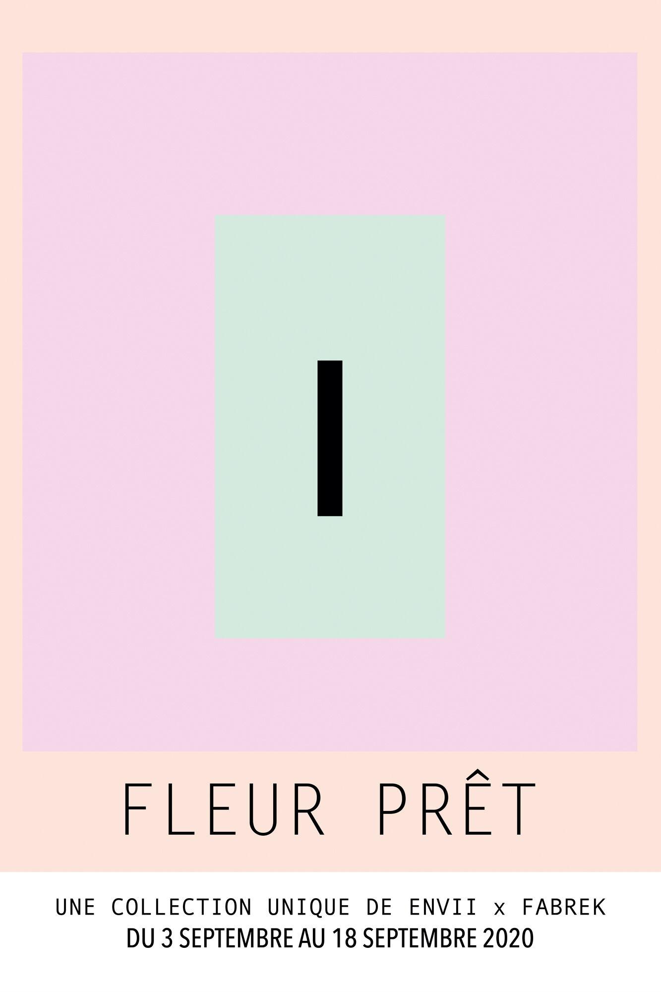 FABREK FLEUR PRET POSTER