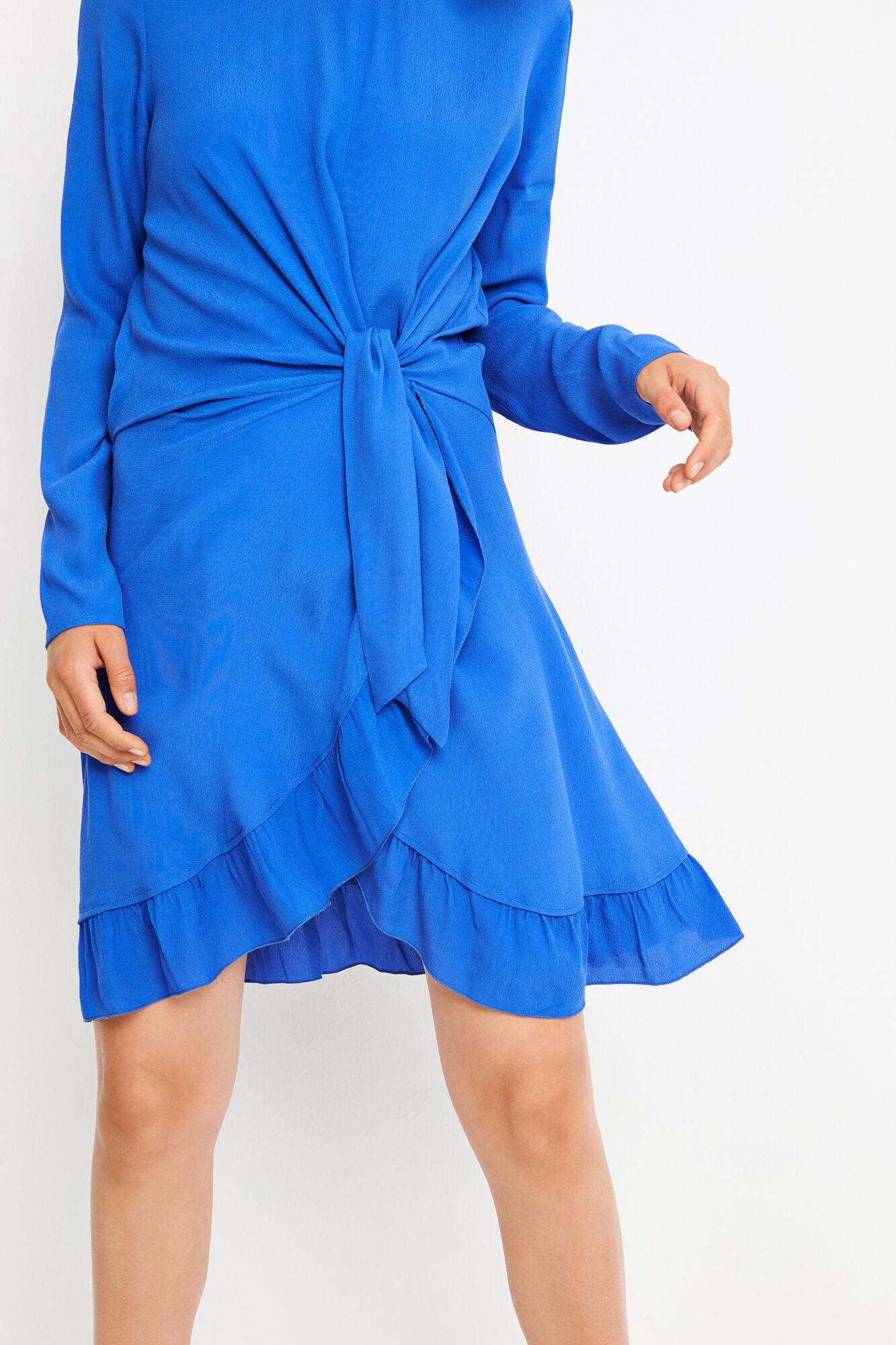 ENWOOLF LS DRESS 6257