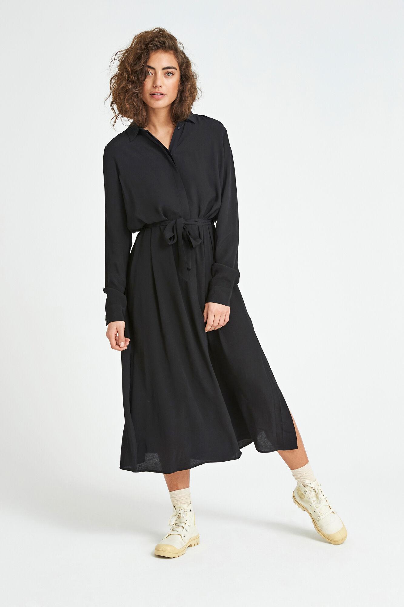 ENDATE LS DRESS 6626