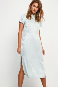 ENSILVERLAKE SS DRESS 6604