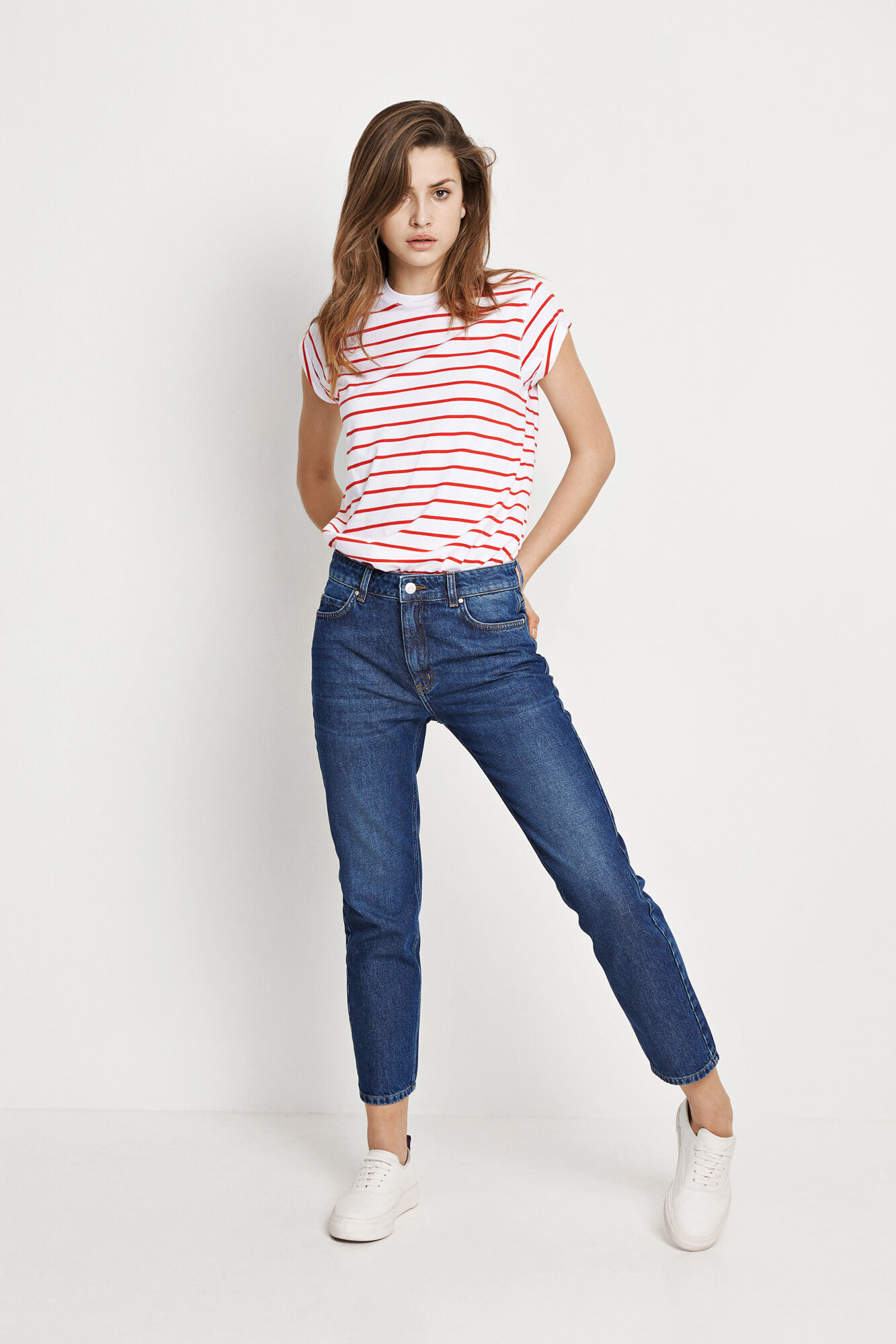 ENANDY TEE STRIPE 5915