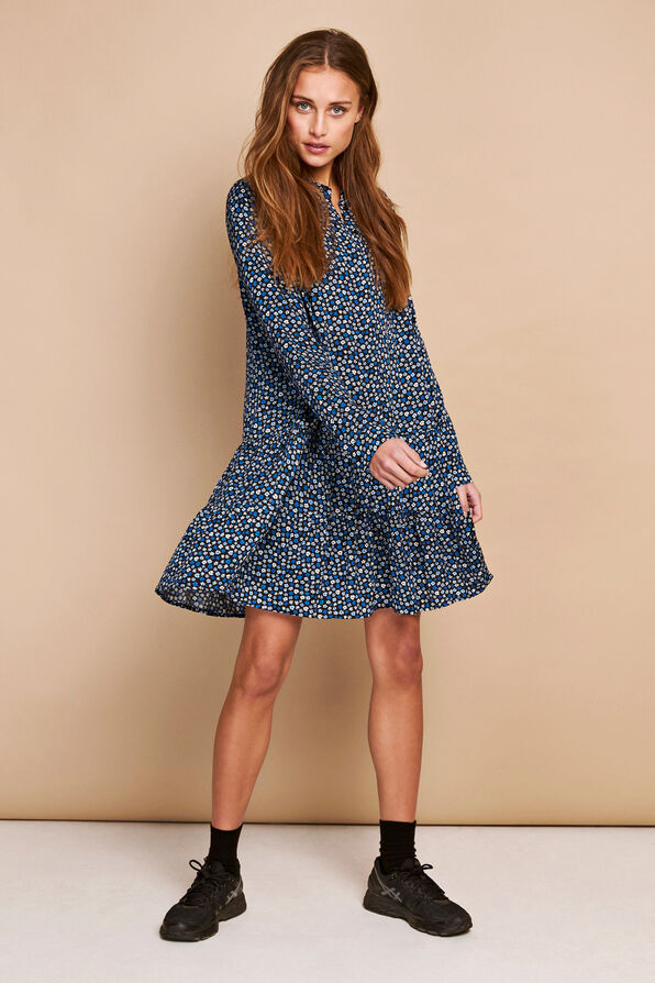 382549a2aa36 ENMAGIC LS SHORT DRESS AOP 6614