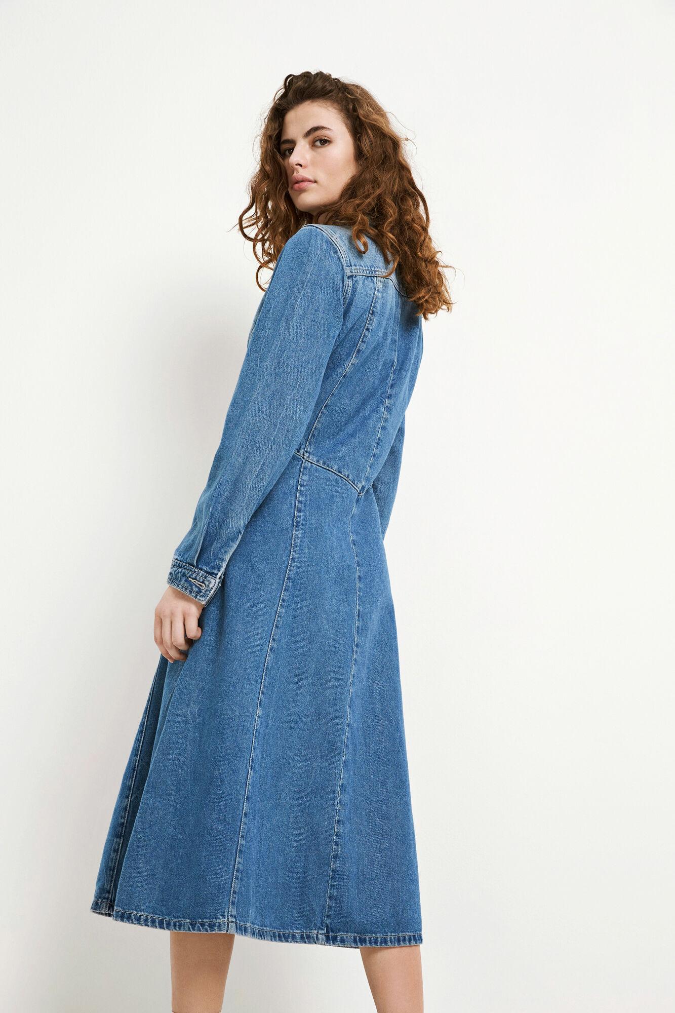 ENBLUE LS DRESS 6705