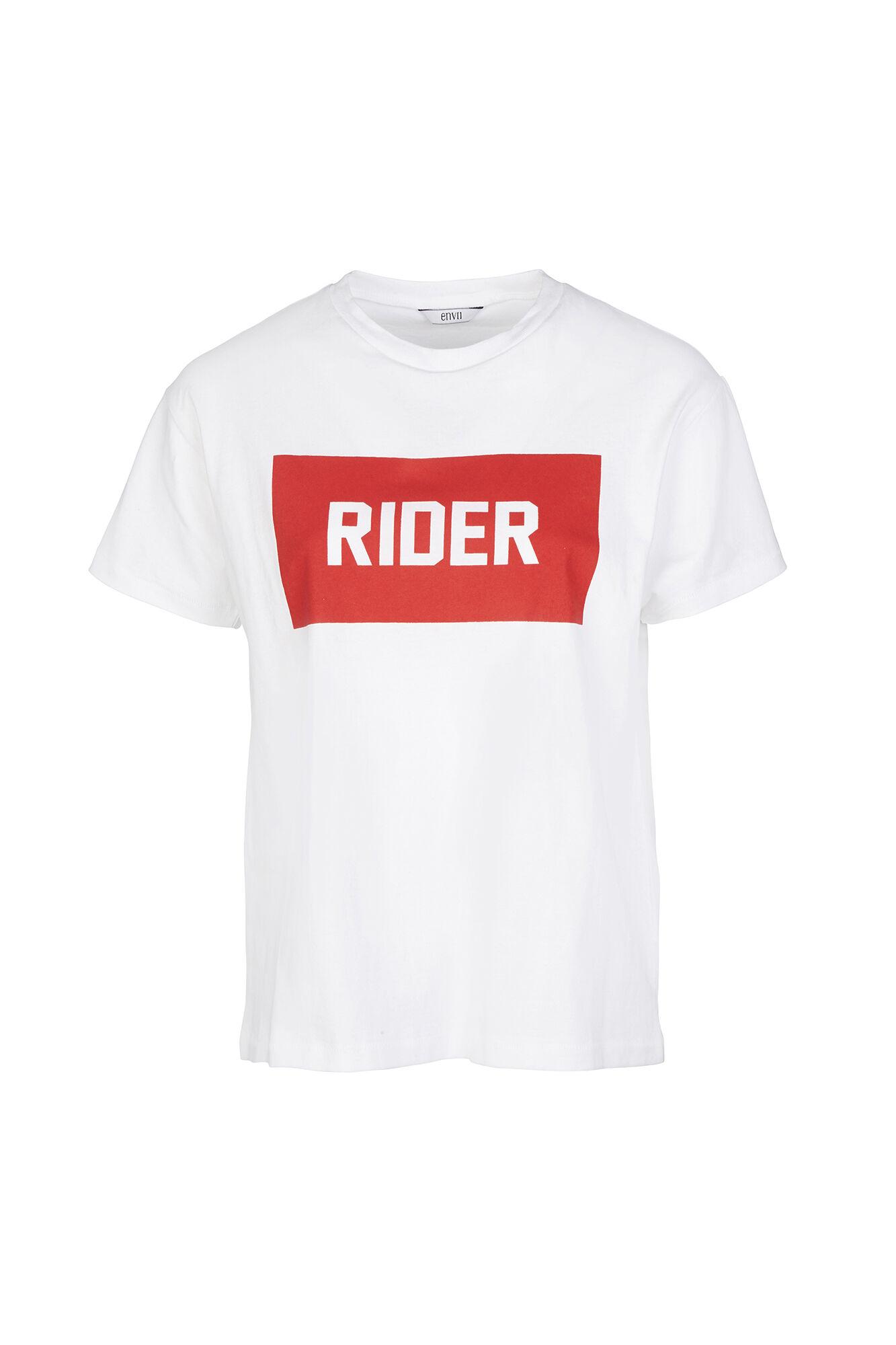 MOTO SS TEE RIDER 5901, WHITE