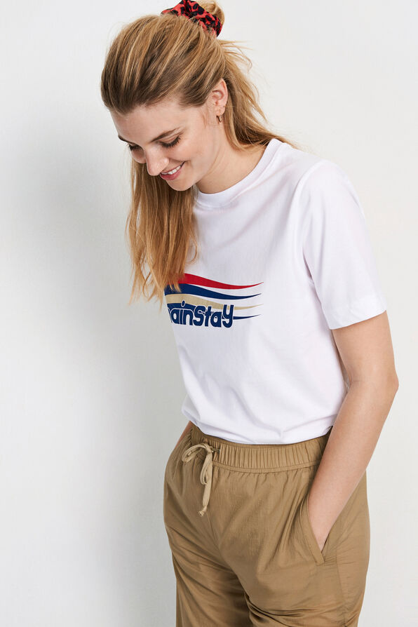 ENBEVERLY SS TEE PRINT 5310, MAINSTAY