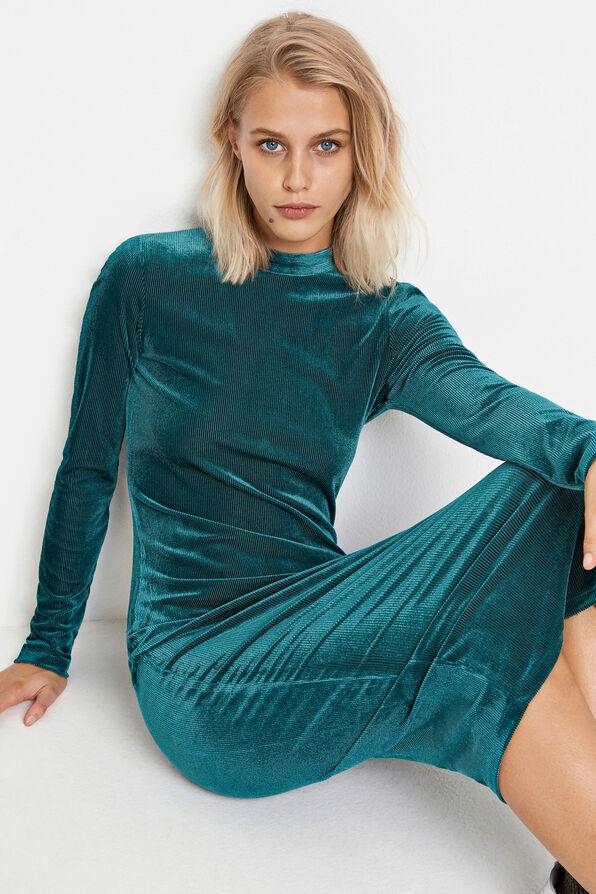 ENICE LS DRESS 5943, JUNE BUG